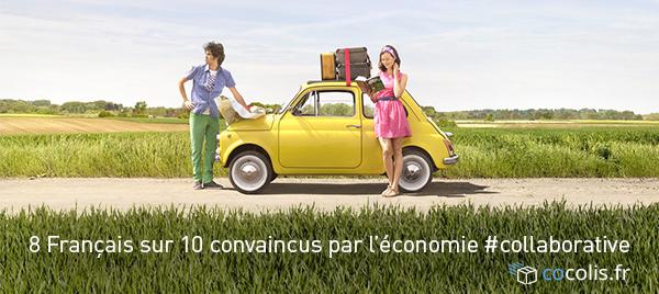 Economie collaborative 8 français sur 10 en sont adeptes