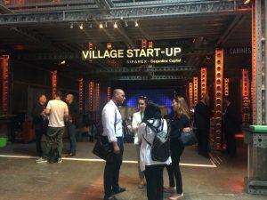 Village startup movin'on Michelin