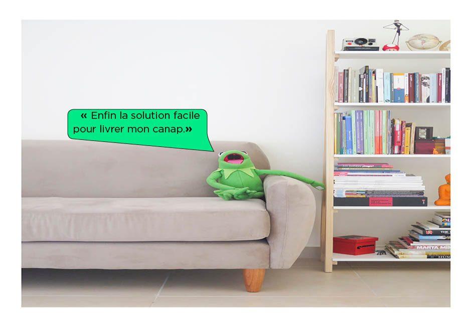 Livraison gros meubles cocolis