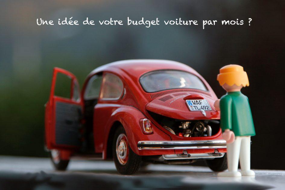Combien vous coûte votre voiture par mois ?