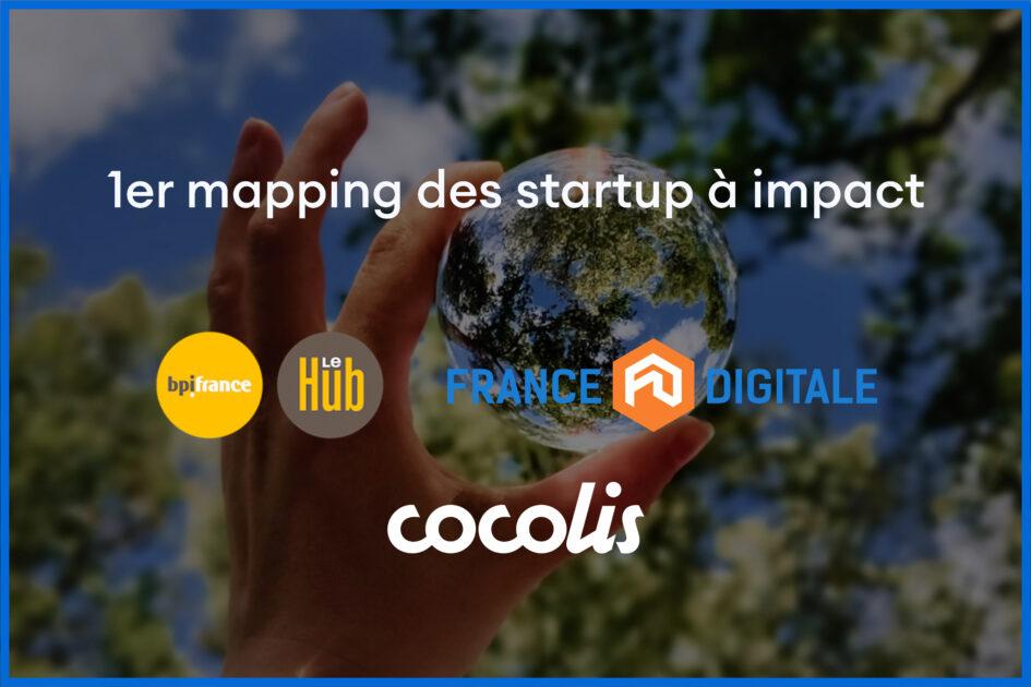 Mapping des startups à impact